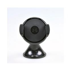 CoolBox - CoolCharge Coche Negro Soporte activo para teléfono móvil