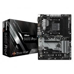 Asrock - B450 Pro4 Zócalo AM4 AMD B450 ATX