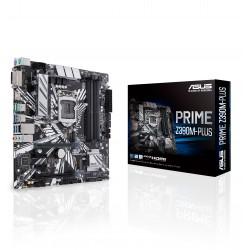 ASUS - PRIME Z390M-PLUS placa base LGA 1151 (Zócalo H4) Micro ATX Intel Z390