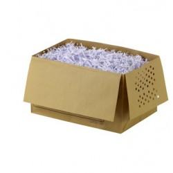 Rexel - Bolsas para destructora Mercury 26L reciclables (20)