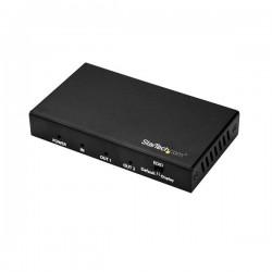 StarTech.com - Splitter HDMI de 2 Puertos - 60Hz