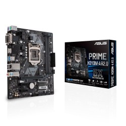 ASUS - PRIME H310M-A R2.0 LGA 1151 (Zócalo H4) micro ATX Intel® H310