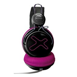 Phoenix Technologies - PH720AIRF Diadema Binaurale Alámbrico Magenta auriculares para móvil