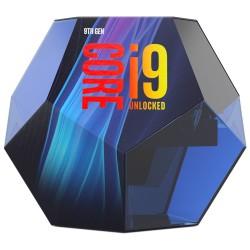 Intel - Core i9-9900K procesador Caja 3,6 GHz 16 MB Smart Cache - BX80684I99900K