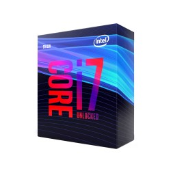 Intel - Core i7-9700K procesador Caja 3,6 GHz 12 MB Smart Cache