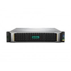 Hewlett Packard Enterprise - MSA 2052 SAS Dual Controller SFF unidad de disco multiple 1,6 TB Bastidor (2U)