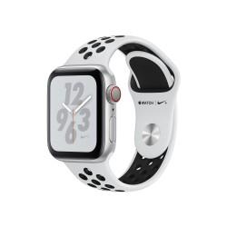 Apple - Watch Nike+ Series 4 reloj inteligente Plata OLED Móvil GPS (satélite)