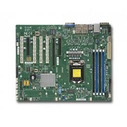 Supermicro - X11SSA-F placa base para servidor y estación de trabajo LGA 1151 (Zócalo H4) Intel® C236 ATX