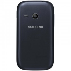 Samsung - Cover Galaxy Young Funda Azul