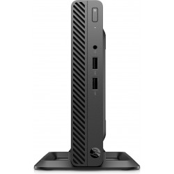 HP - 260 G3 4415U mini PC Intel® Pentium® 4 GB DDR4-SDRAM 500 GB Unidad de disco duro Windows 10 Pro Negro