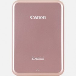 "Canon - Zoemini PV-123 impresora de foto ZINK (Sin tinta) 314 x 400 DPI 2"" x 3"" (5x7.6 cm) - 22336674"