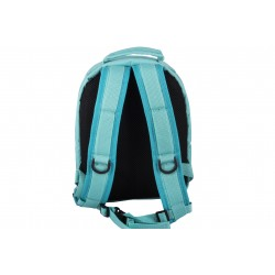 Smile - Smart backpack turquoise