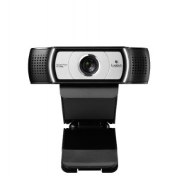 Logitech - C930e 1920 x 1080Pixeles USB Negro cámara web