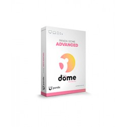 Panda - Dome Advanced 3 licencia(s) 1 año(s)