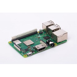Raspberry Pi - PI 3 MODEL B+ placa de desarrollo 1,4 MHz BCM2837B0