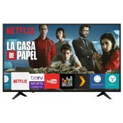 "Hisense - H43A6140 TV 109,2 cm (43"") 4K Ultra HD Smart TV Wifi Negro"