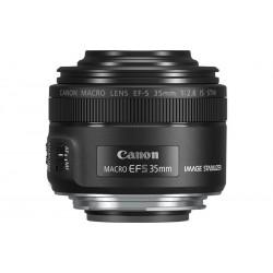Canon - EF-S 35mm f/2.8 Macro IS STM SLR Objetivos macro Negro