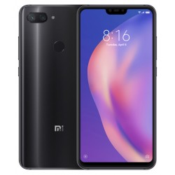"Xiaomi - Mi 8 lite 15,9 cm (6.26"") 4 GB 64 GB SIM doble 4G Negro 3350 mAh"