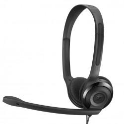 Sennheiser - PC 5 CHAT Auriculares Diadema Negro