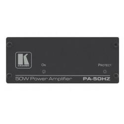 Kramer Electronics - PA-50HZ amplificador de audio 1.0 canales Rendimiento/fase Alámbrico Negro