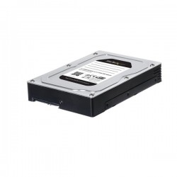 """StarTech.com - 25SATSAS35HD panel bahía disco duro 8,89 cm (3.5"""") Carrier panel Negro, Plata"""