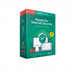 Kaspersky Lab - Internet Security 2019 Base license 4 licencia(s) 1 año(s) Español