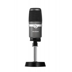 AVerMedia - AM310 PC microphone Alámbrico Negro, Plata
