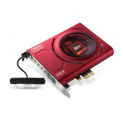 Creative Labs - Sound Blaster Z Interno 5.1 canales PCI-E