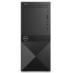 DELL - Vostro 3670 8ª generación de procesadores Intel® Core™ i3 i3-8100 4 GB DDR4-SDRAM 1000 GB Unidad de disco duro Negro Mini