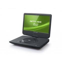 """Muse - M-1070 DP reproductor de dvd/bluray portátiles Portable DVD player Convertible Negro 25,6 cm (10.1"""")"""