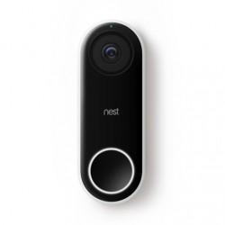 Nest - Hello sistema de intercomunicación de video Negro, Blanco 3 MP