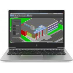 """HP - ZBook 14U G5 Plata Estación de trabajo móvil 35,6 cm (14"""") 1920 x 1080 Pixeles 8ª generación de procesadores I"""