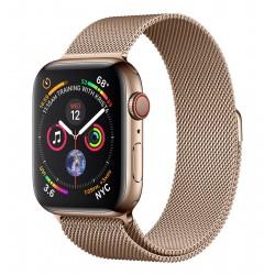 Apple - Watch Series 4 reloj inteligente Oro OLED Móvil GPS (satélite) - 22289181