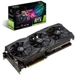 ASUS - ROG -STRIX-RTX2060-A6G-GAMING GeForce RTX 2060 6 GB GDDR6