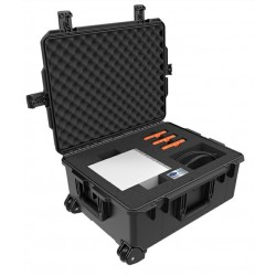LaCie - STFK400 caja de almacenaje Negro Plaza