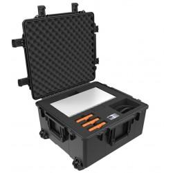 LaCie - STFJ400 caja de almacenaje Negro Plaza