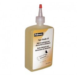 Fellowes - 35250 Aceite lubricante accesorio para destructoras de papel