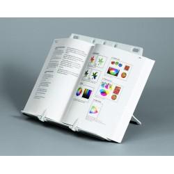 Fellowes - Booklift archivador De plástico Plata