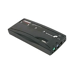 StarTech.com - Juego de Conmutador Switch KVM 4 Puertos Vídeo VGA PS/2 con Cables - 1920x1440
