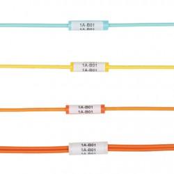 Panduit - NWSLC2-7Y presilla PVC Blanco 100 pieza(s)