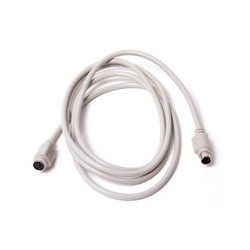 StarTech.com - 6 ft. PS/2 Keyboard/Mouse Extension Cable 1.83m Beige cable ps/2