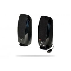 Logitech - S150 altavoz 1,2 W Negro Alámbrico