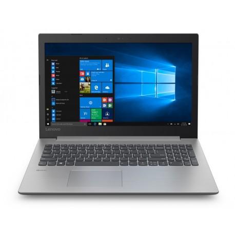 Lenovo - IdeaPad 330 Gris Porttil 396 cm 156 1366 x 768 Pixeles 22 GHz 8 generacin de procesadores Intel