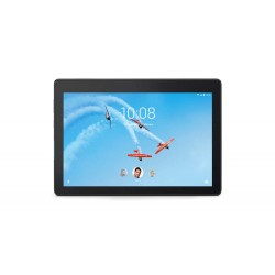 """Lenovo - Tab E10 25,6 cm (10.1"""") Qualcomm Snapdragon 2 GB 16 GB Wi-Fi 4 (802.11n) Negro Android 8.1"""