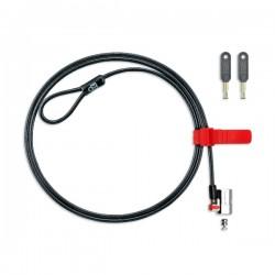 Kensington - Cable de seguridad ClickSafe® con llave para ordenadores portátiles