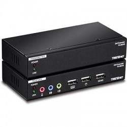 Trendnet - TK-DEX5 extensor KVM Transmisor y receptor