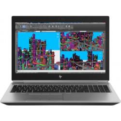 """HP - ZBook 15 G5 Plata Estación de trabajo móvil 39,6 cm (15.6"""") 1920 x 1080 Pixeles 8ª generación de procesadores"""