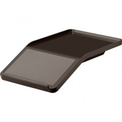 HP - SL-WKT101 mueble y soporte para impresoras Negro