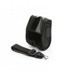 Zebra - P1050667-017 funda para dispositivo periférico Impresora portátil Funda de protección Negro