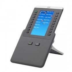 Cisco - IP Phone 8800 Key Expansion Module teléfono IP Gris Terminal inalámbrico TFT